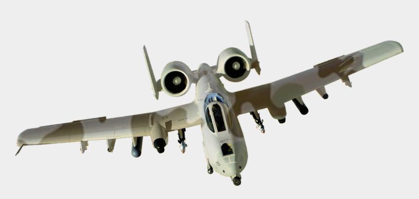 military airplane clip art, Cartoons - Fairchild Republic A-10 Thunderbolt Ii Airplane Common - 10 Thunderbolt Ii Png