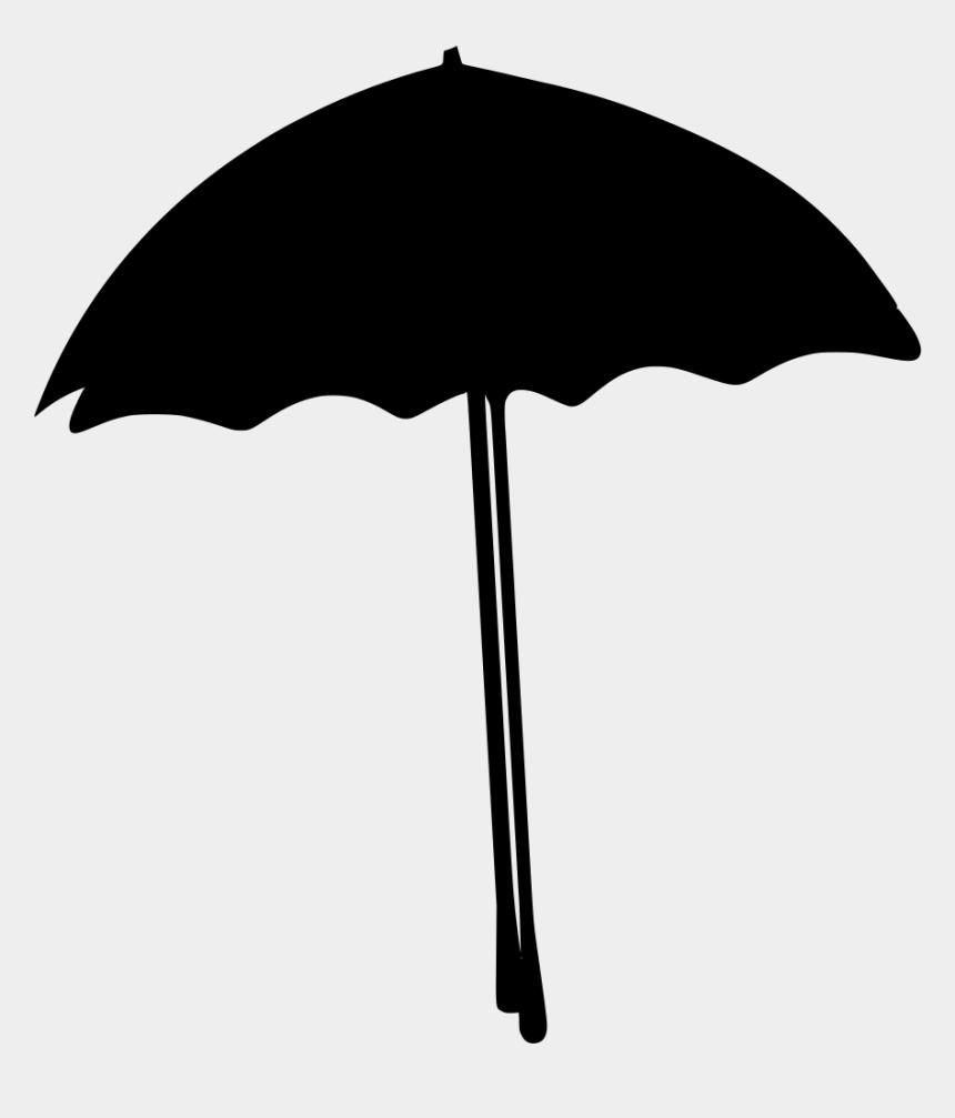 umbrella and rain clip art, Cartoons - Scalable Vector Graphics