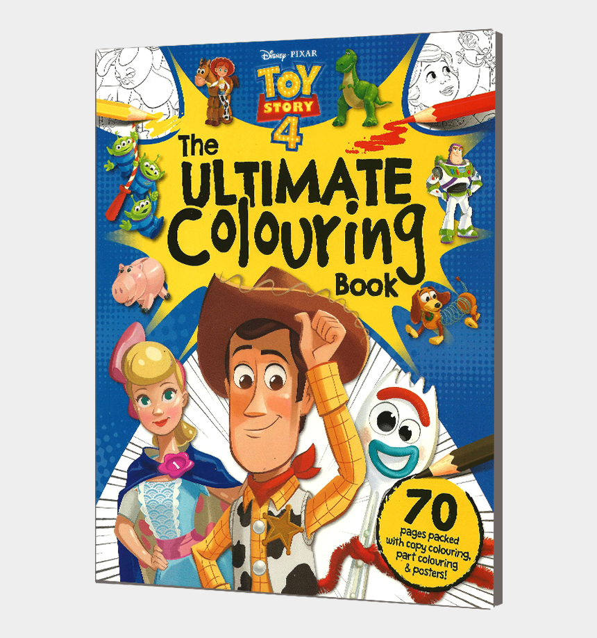 woody toy story clip art, Cartoons - Coloring Book Toy Story 4 Colouring Pages