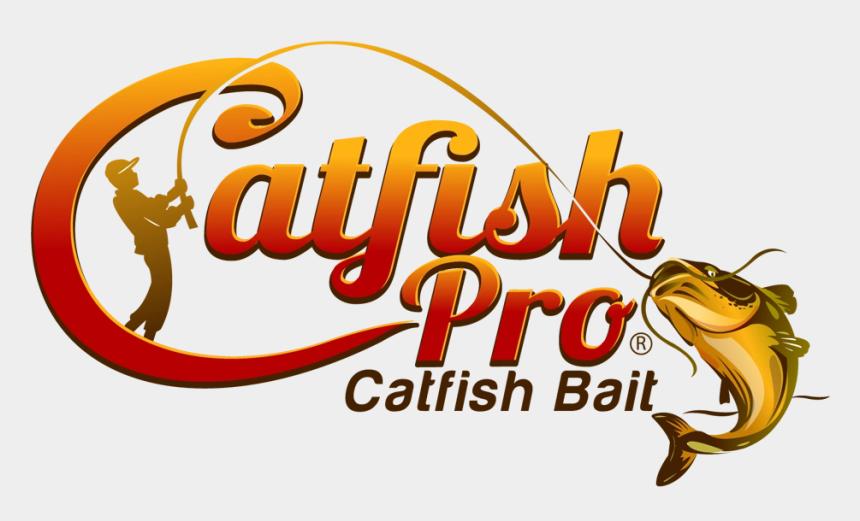 bait clip art, Cartoons - Catfish Pro - Illustration