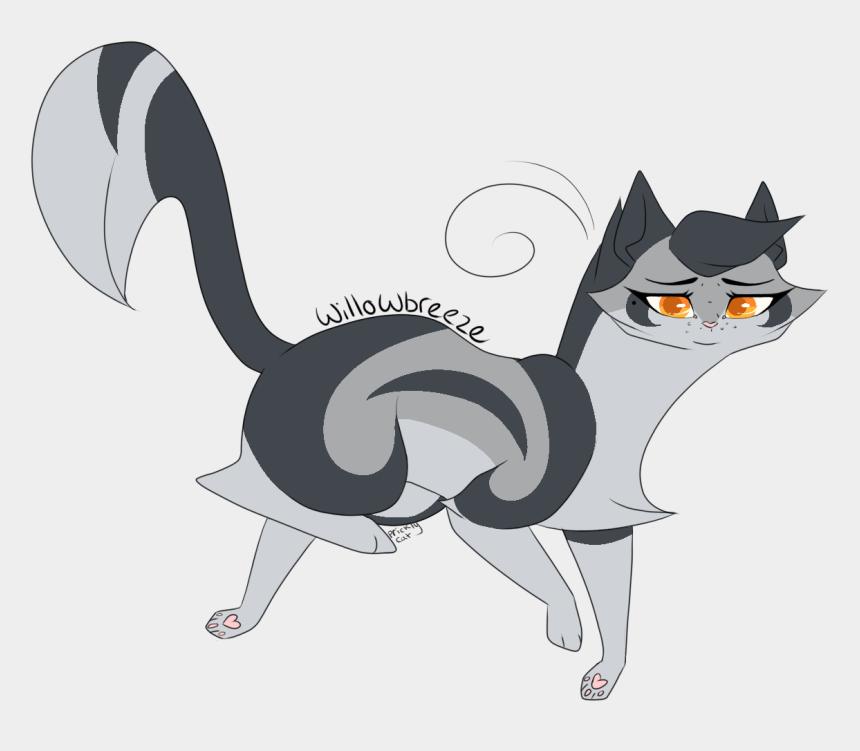 warrior cats clip art, Cartoons - Warrior Cats Willowbreeze