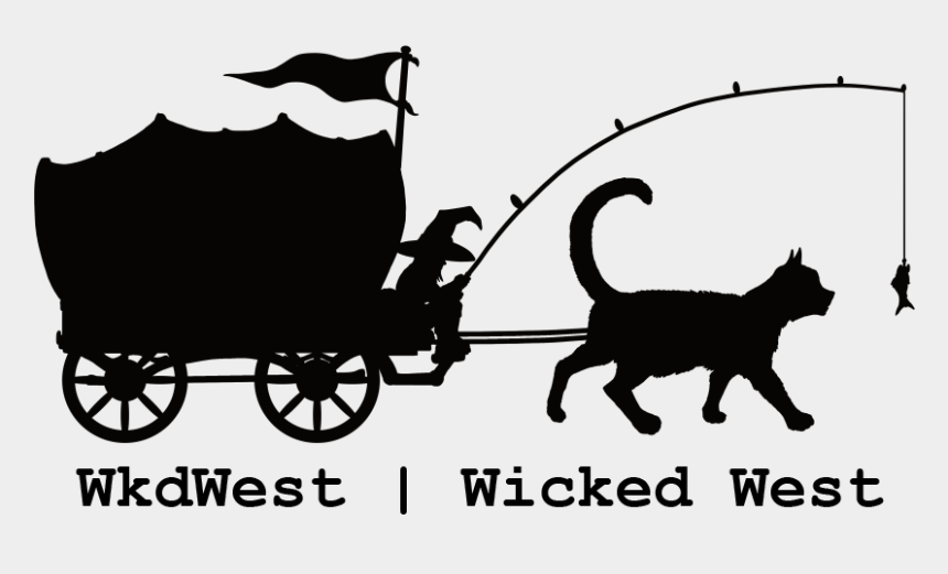 wicked witch of the west clip art, Cartoons - Cat Jumps
