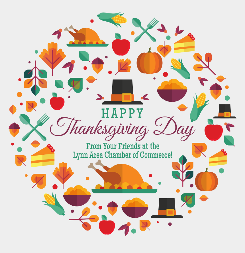 happy turkey day clip art, Cartoons - Happy Thanksgiving Day Wish Place Cards Holiday - Thanksgiving Day Happy Thanksgiving