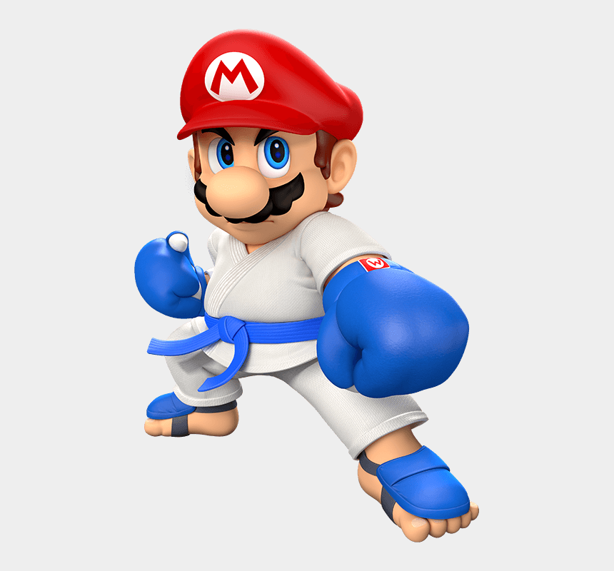 karate chop clip art, Cartoons - Mario & Sonic At The Olympic Games Tokyo 2020 Characters