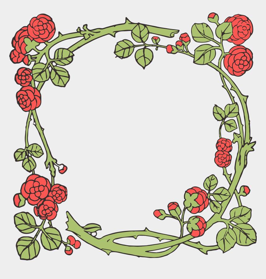 vintage flowers clipart, Cartoons - Vintage Flower Clipart Clip Art - Vintage Rose Graphic Free