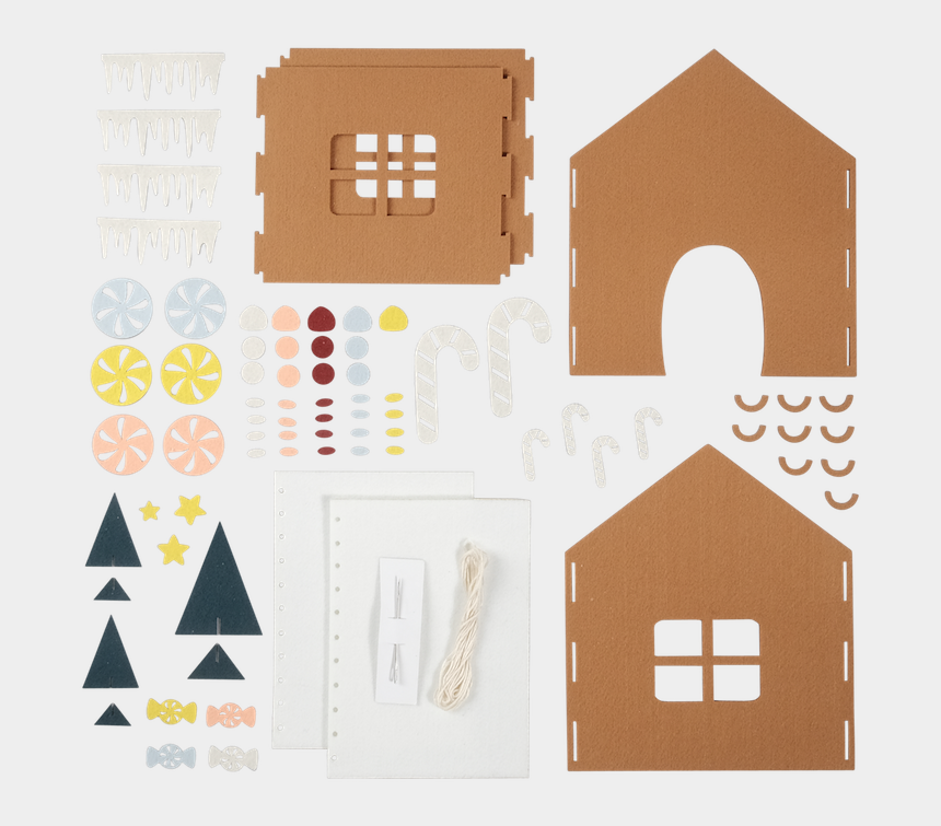 gingerbread girl clipart, Cartoons - Gingerbread Girl Png - Gingerbread House
