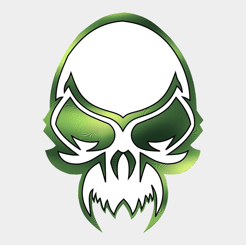 evil skull clipart, Cartoons - Skull Devil - Tattoo Designs