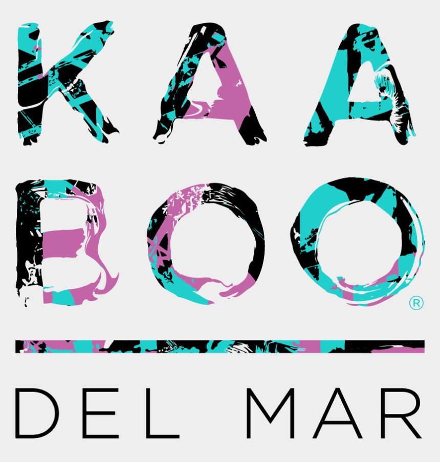 chili peppers clipart, Cartoons - Kaaboo Del Mar - Kaaboo Festival Logo
