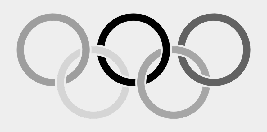 olympic rings clipart, Cartoons - Olympic Rings Png - Olympic Rings