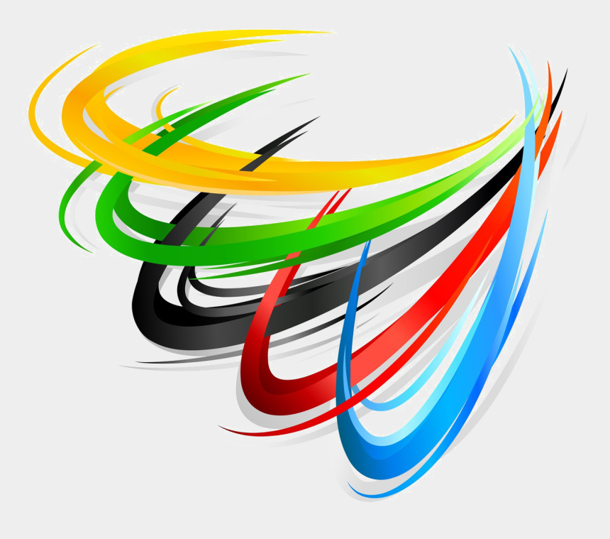 olympic rings clipart, Cartoons - Olympic Rings Transparent Background Png - Olympic Background