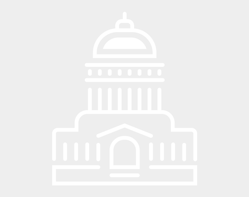 capitol dome clip art, Cartoons - Exclusive Access To The Nation's Capital, Its Iconic - Illustration