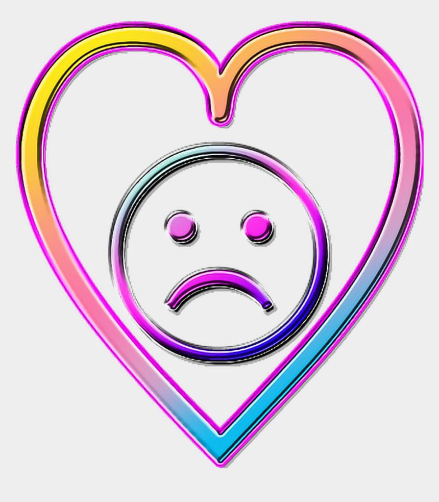 convertible clip art, Cartoons - Vaporwave Transparent Tumblr Clipart , Png Download - Sad Face Vaporwave Png