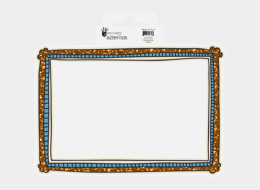 cutting paper clip art, Cartoons - Picture Frame