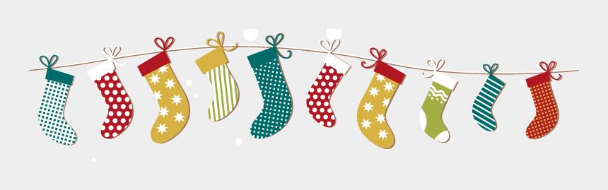 christmas socks clip art, Cartoons - #christmas #christmaslights #lights #stockings #garland - Christmas Stocking