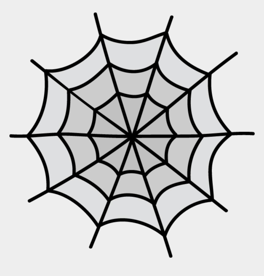 halloween spider web clip art, Cartoons - Transparent Background Spider Web Clipart