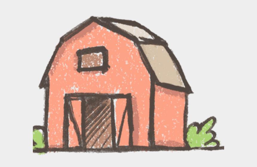 farm barn clip art, Cartoons - Barn Clipart Egg Farm - House