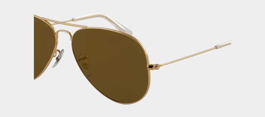 aviator glasses clip art, Cartoons - Ray Ban Clipart Geek Glass - Crystal Brown Ray Ban Aviators