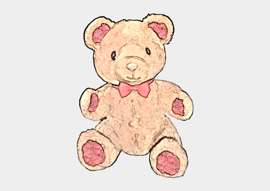 baby teddy bear clip art, Cartoons - Teddy Bear