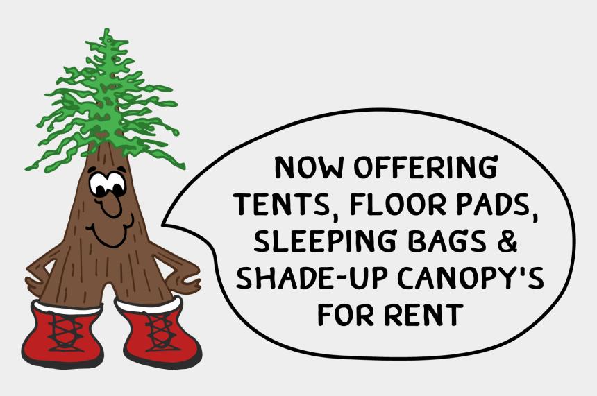 redwood clip art, Cartoons - Redwood Tree Cartoon