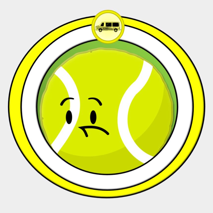 tennis ball images clip art, Cartoons - Bfdi Tennis Ball X Golf Ball - Battle For Dream Island