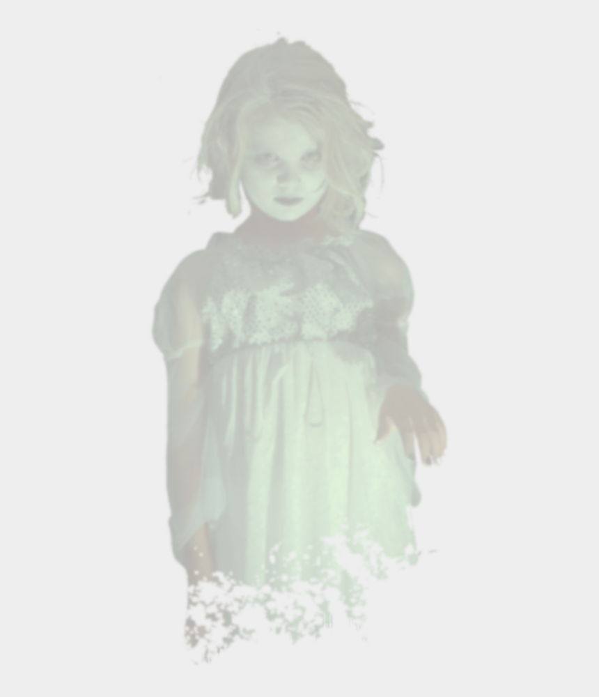 ghost girl clipart, Cartoons - #ghost #girl #freetoedit - Scary Ghost Png Transparent