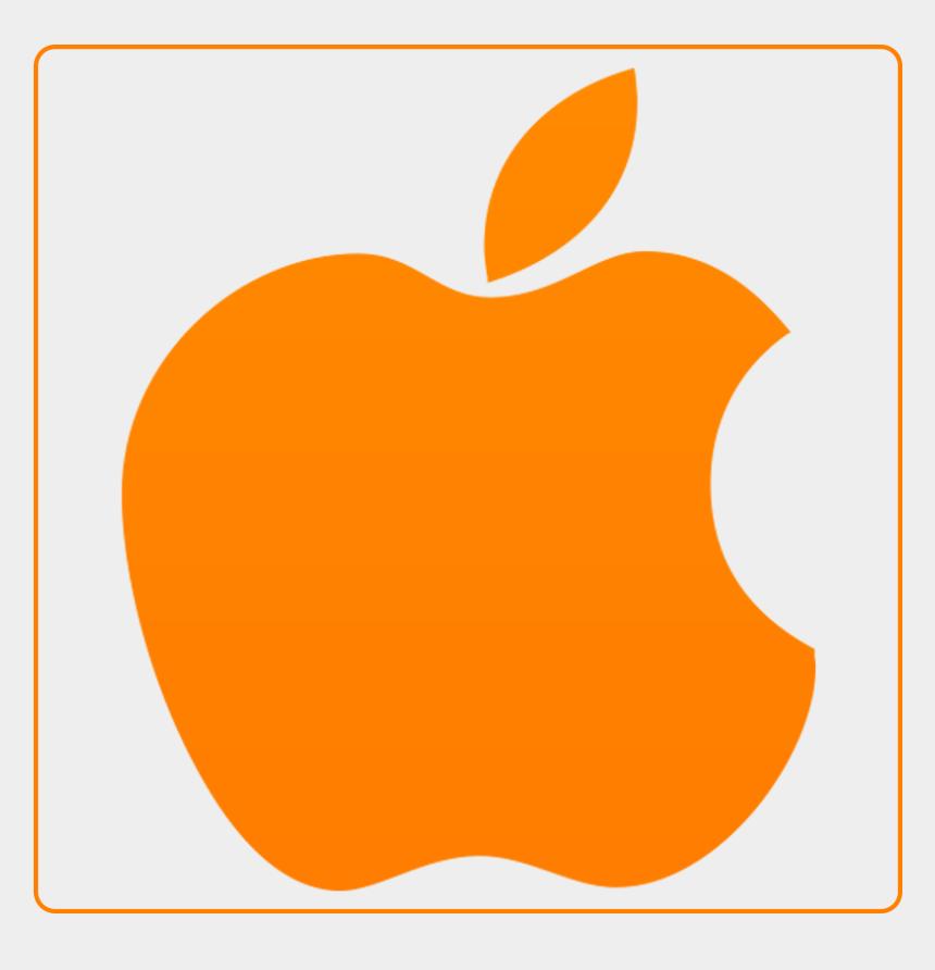 clipart mac, Cartoons - Mac Os X Clipart Apple - Apple Logo Png Download