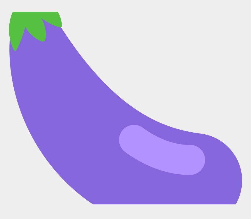 clipart eggplant, Cartoons - Eggplant Clipart Eggplant Emoji