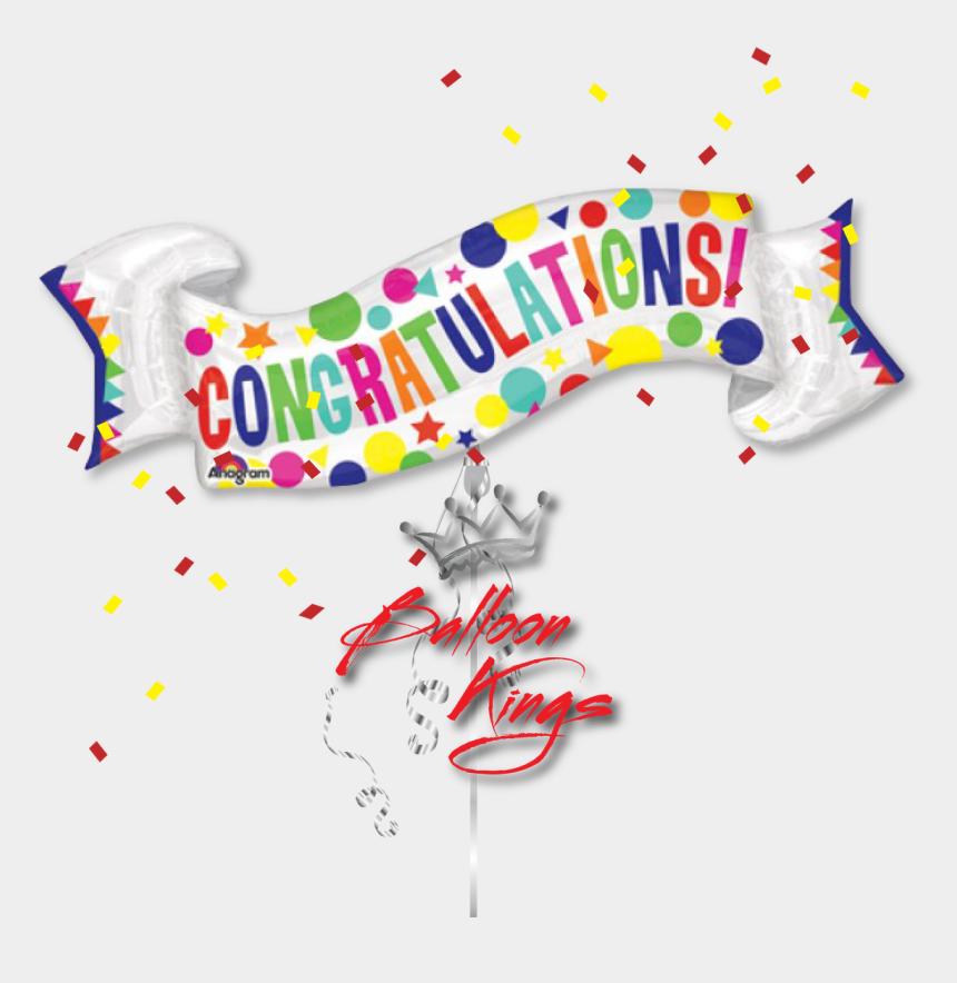 birthday balloon clipart black and white, Cartoons - Transparent Cinco De Mayo Banner Png - Balloon Congratulation Image Png