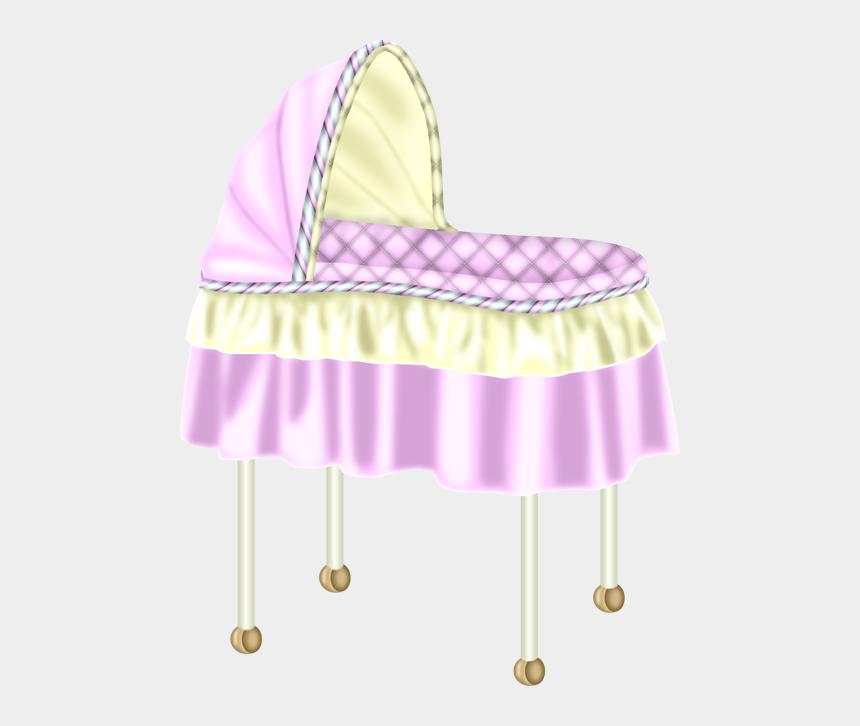 baby in crib clipart, Cartoons - Crib Clipart Baby Bassinet - Cradle
