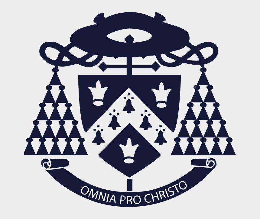high school student clip art, Cartoons - The Cardinal Wiseman School National Secondary School - Cardinal Wiseman School Logo Png
