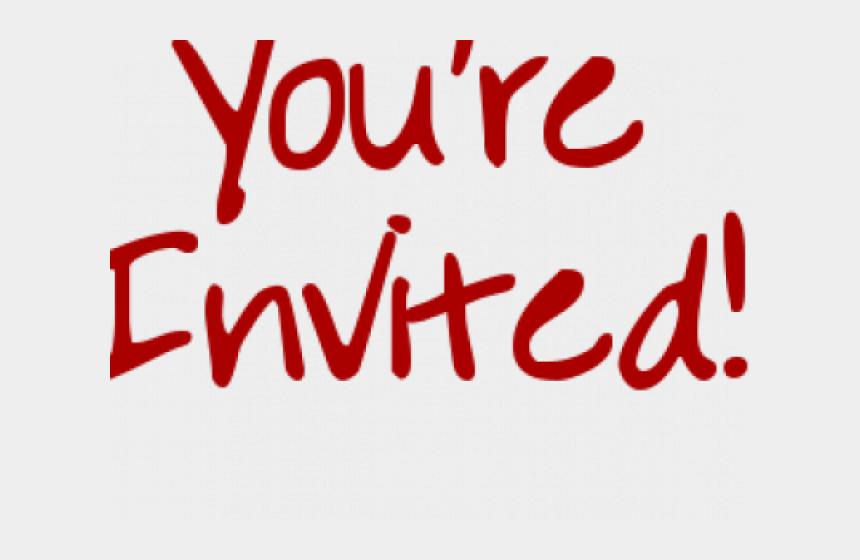 you are invited clipart, Cartoons - Carmine