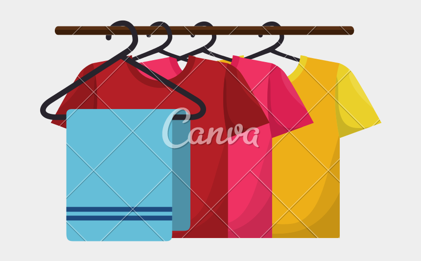 pile of clothes clipart, Cartoons - Laundry Drawing Hanged Clothes - Canva