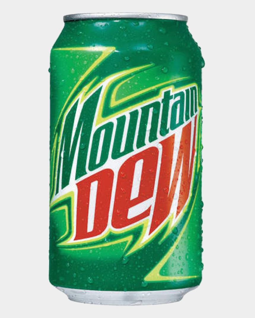 sodas clipart, Cartoons - Download Mountain Dew Clipart Hq Png Image - Mountain Dew Can Png