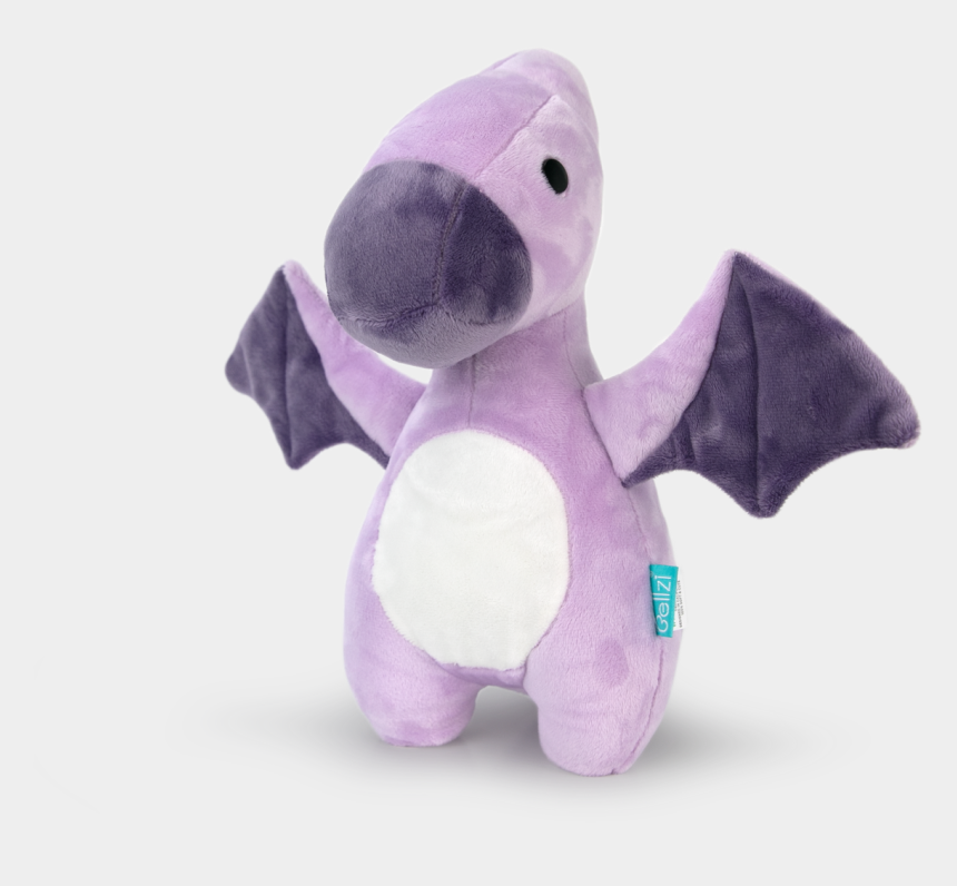 pterodactyl clipart, Cartoons - Bellzi® Cute Pterodactyl Dinosaur Stuffed Animal Plush - Dinosaur Plush