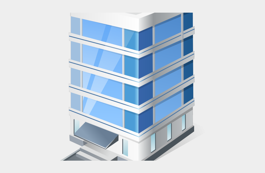 ms office clipart, Cartoons - Office Building Clipart - Office Building Cartoon Transparent