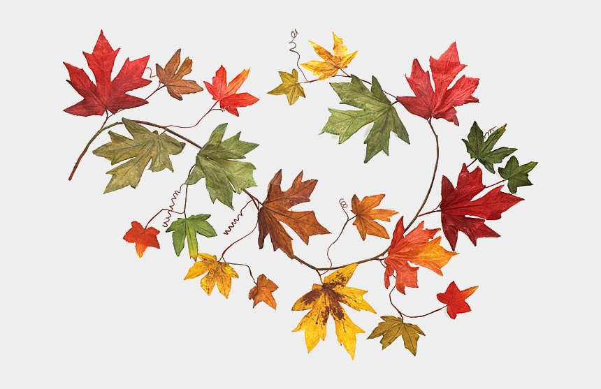 fall leaf garland clip art, Cartoons - Autumn To Openclipart Garland Download Free Image Clipart - Fall Wreath Transparent Clipart
