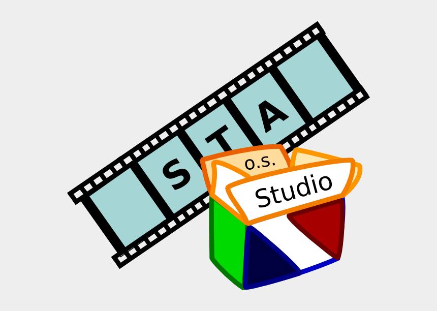 photo studio clip art, Cartoons - Film Movie Clipart