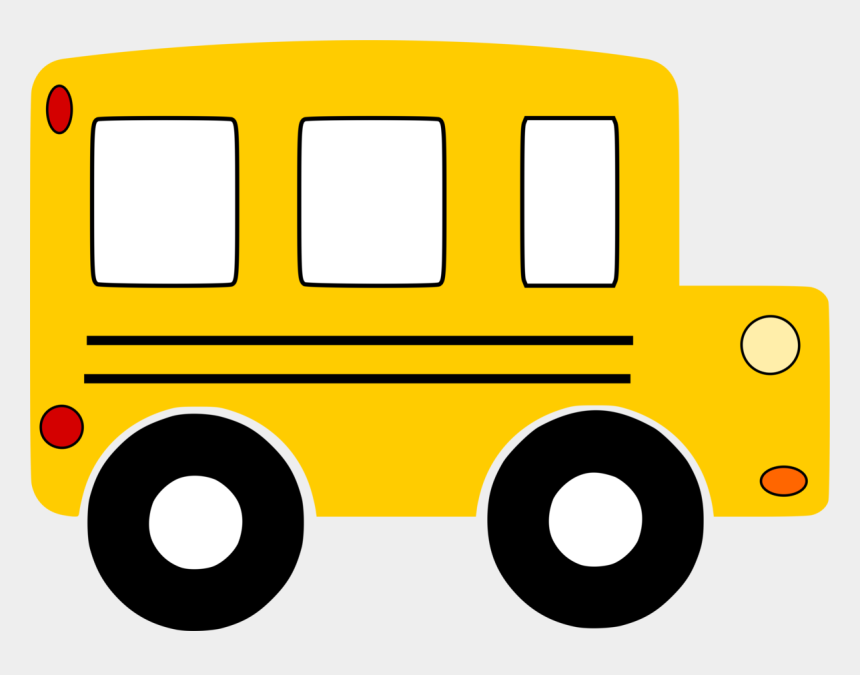 school bus outline clip art, Cartoons - Toy Vehicle