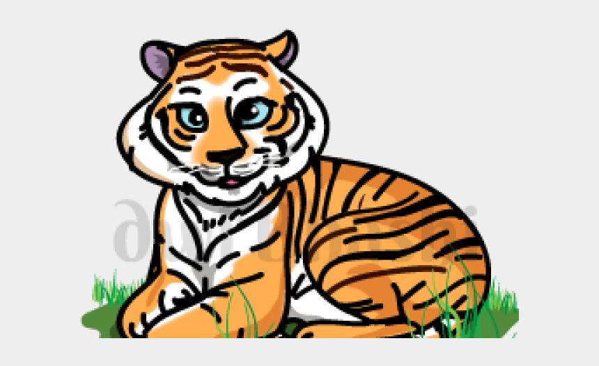 eye of the tiger clip art, Cartoons - Big Cat Clipart Indian Tiger - Siberian Tiger