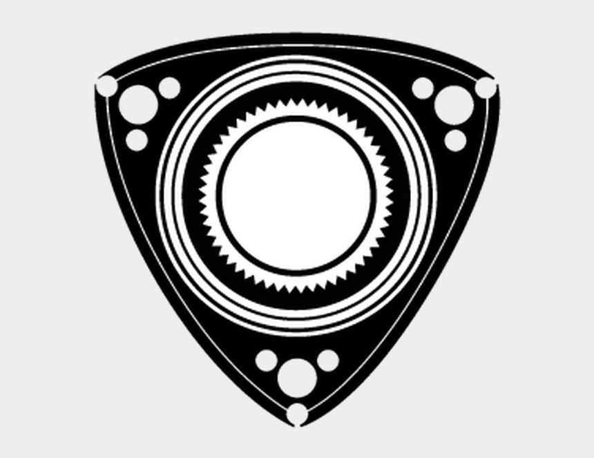 rotary emblem clip art, Cartoons - Mazda Rotary Logo