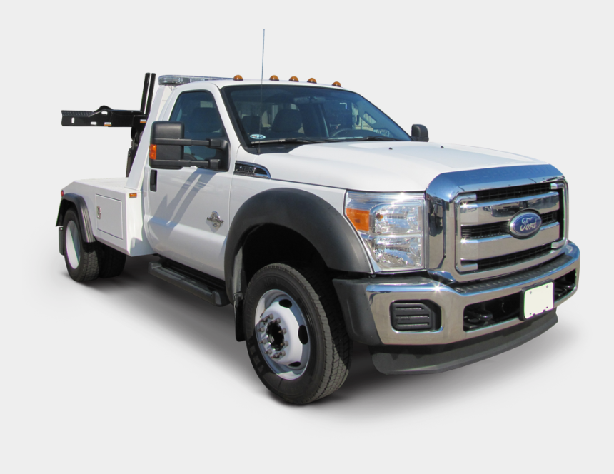 tow truck clipart free, Cartoons - Flatbed Tow Truck Png - Ford Tow Truck Png