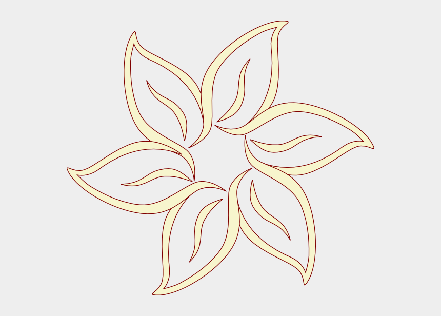 christmas floral clip art, Cartoons - Clipart Flower For Christmas