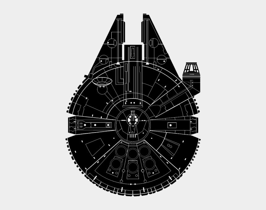 star wars ship clip art, Cartoons - Halc N Milenario Pinterest - Aluminum Falcon