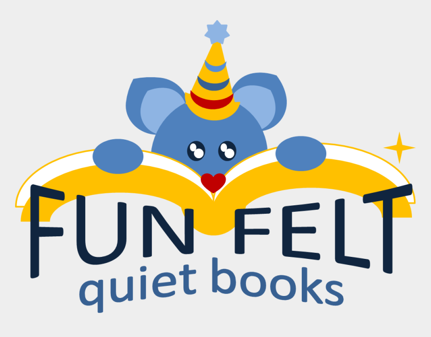 book clipart for kids, Cartoons - Handmade Quiet Books, Personalized Kids Toys, Art &