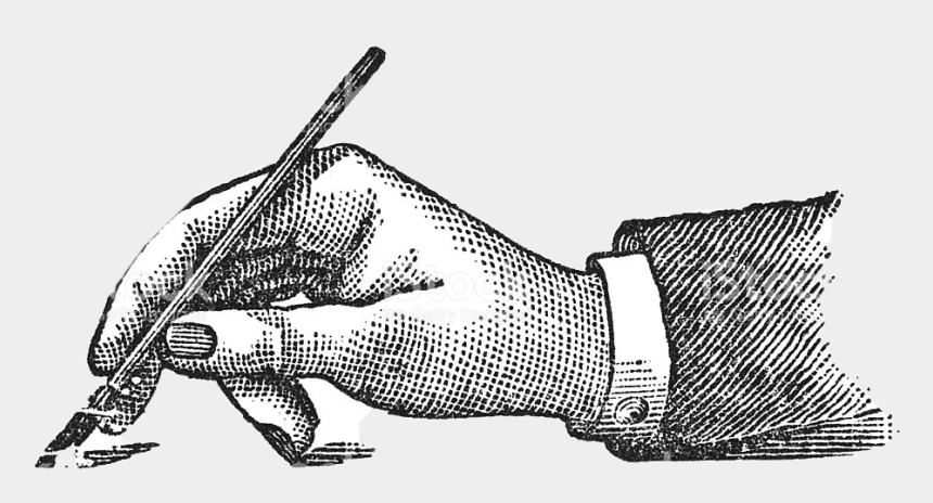 writing hand clip art, Cartoons - #writing #hand #vintage #freetoedit - Hands While Writing Clipart