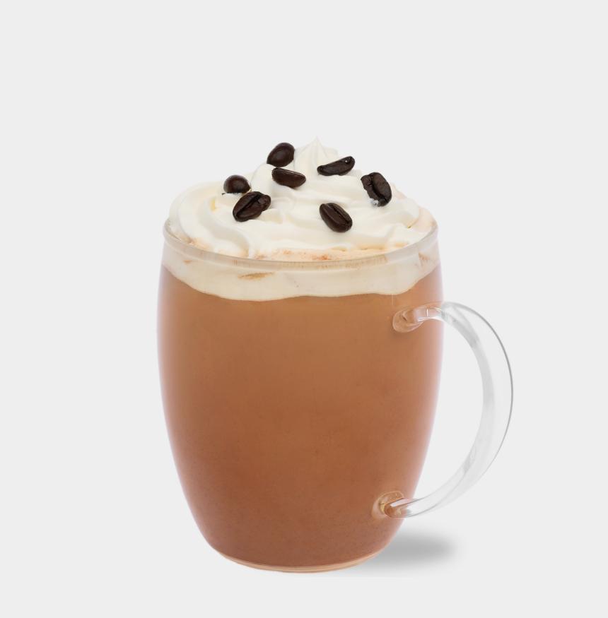 milk tea clip art, Cartoons - Caffè Mocha Frappé Coffee Milkshake Cappuccino Hot - Transparent Hot Chocolate Png