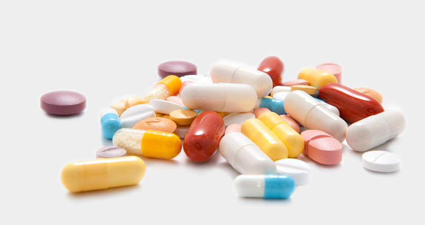 pharmacy border clipart, Cartoons - Pharmaceutical Drug Generic Drug Prescription Drug - Tablets And Capsules Png