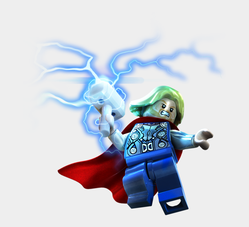 lego captain america clipart, Cartoons - Marvel S Avengers For - Avengers Lego Thor Png