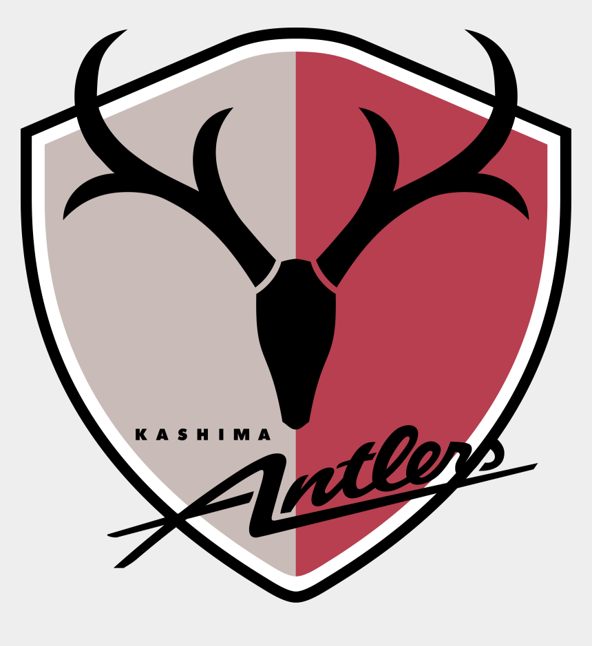 antlers clipart png, Cartoons - Antlers Logo Png Transparent - Kashima Antlers Logo For Dream League