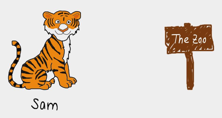 zoo animals clipart pdf, Cartoons - Zoo Animals Clipart Pdf